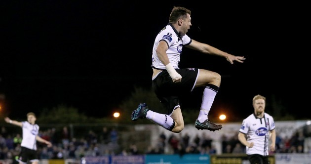 Cork City wait in the long grass as Dundalk are held in a feisty affair at Oriel Park