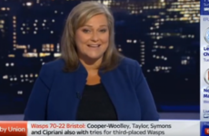 Sky Sports presenter Clare Tomlinson says she's 'mortified' about THAT All-Ireland gaffe