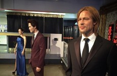 Madame Tussauds separates Brad and Angelina waxworks
