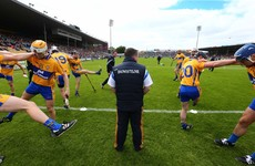 Who are the contenders to succeed Davy Fitz in the Clare hurling hotseat?