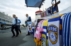 The crowds stayed away from Leeds last night as club recorded paltry attendance