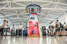 An Irish startup is trialling its currency exchange machines with several airport retail groups