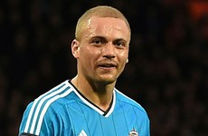 Wes Brown is on the move again, this time to Blackburn Rovers