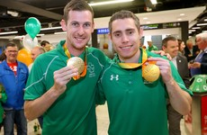 We'll Leave It There So: Davy steps down, Paralympic heroes return and today's sport