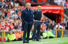 Manchester derby the pick of the ties in the last 16 of the EFL Cup