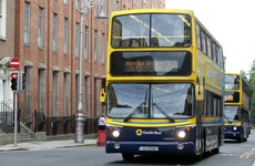 The next bus strike starts at 9 tonight, and there are NO Nitelinks this weekend