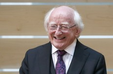 Most people in Ireland are really happy with Michael D and want him to stay on as president