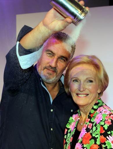 Farewell To Soggy Bottoms: Mary Berry is refusing to follow the Bake-Off to Channel 4