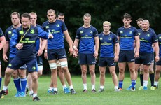 Sexton ready to hit the ground running against high-fliers in RDS after solid build-up