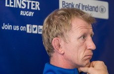 Leinster coach Cullen: Second half showing must improve against physical, in-form Ospreys