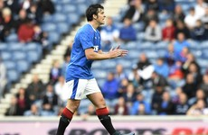 'I'm not going anywhere' - Barton insists he'll be playing for Rangers again
