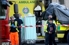 'An extraordinarily traumatic event': Ambulance fire at Naas General may have been 'oxygen related'