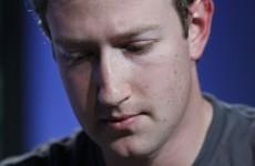 Private photos of Mark Zuckerberg emerge after Facebook security breach