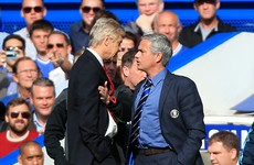 Wenger brushes off book claim that Mourinho wanted to 'break his face'