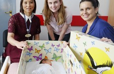 Free 'baby boxes' to be given to new mothers at Limerick hospital