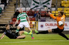 Goals galore as rampant Shamrock Rovers overcome Galway