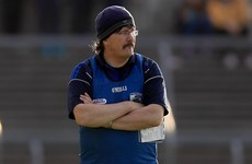 Big change in the Midlands as 'Cheddar' Plunkett steps down as Laois hurling boss