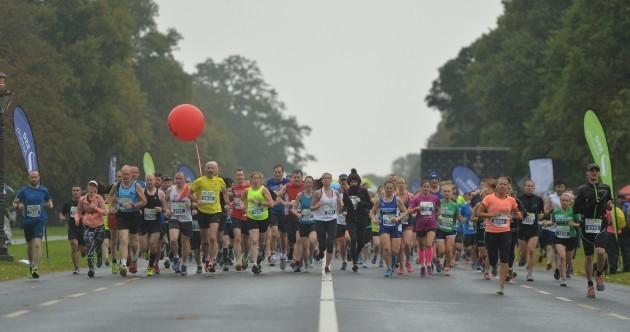 Sanchez flies in late to win Dublin half-marathon, Hehir shows his form by commanding men's race