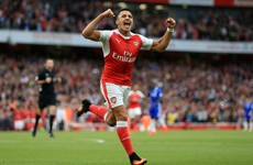As it happened: Arsenal v Chelsea, Premier League