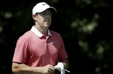 McIlroy steers clear of bogey trouble to stay in contention for Tour Championship windfall