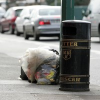 Cigarettes and chewing gum are still the biggest litter problems in Ireland
