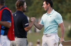 Ryan Moore's playoff battle with McIlroy earns him Ryder Cup place ahead of Bubba Watson