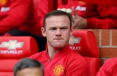 Rooney unaffected by dropping and still Man United's main man, says Smalling