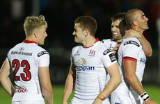 Ulster conjured up this scintillating Paddy Jackson try in the win away to Glasgow