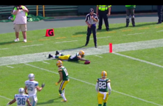 The Green Bay Packers exploited a little-known kickoff rule with this clever play