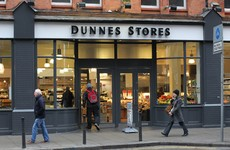 Dunnes' supermarkets are now as popular as Tesco