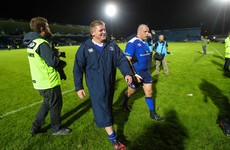 'Rossy, you were born in the '70s!': Relentless Furlong ready to take over tighthead mantle