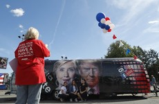 Polling day: Who do American voters think won last night's debate?