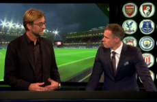 Watch: Jurgen Klopp joined Jamie Carragher on MNF and it made for fascinating viewing
