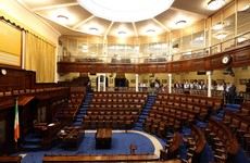 After a 68-day break* the Dáil is back today