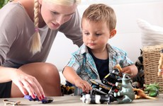 Businesses should help fund free public childcare, says think tank