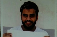 """I don't see the sky"" - Ibrahim Halawa pens letter from Egyptian prison"