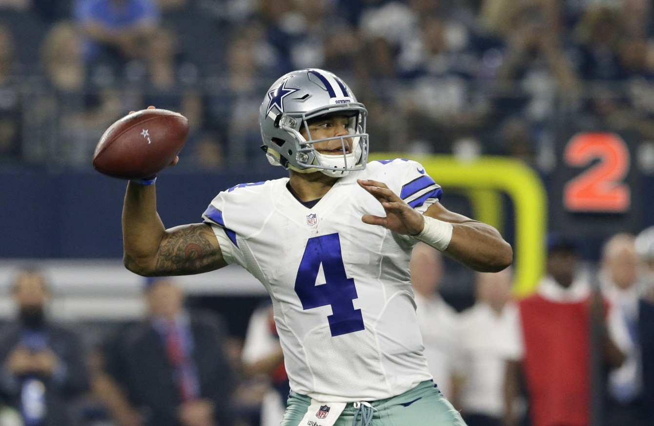 Dak attack the way to go - week 4 NFL fantasy football advice · The42