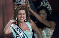 """She gained a massive amount of weight"": Trump doubles down on beauty queen attack"
