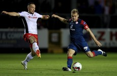 St Pat's and Sligo Rovers share the spoils at Richmond Park