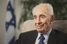 "Michael D. Higgins speaks of ""great sadness"" at death of Israeli colossus Shimon Peres"