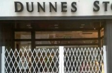 Dunnes Stores sent warning letter from Dublin City Council over gates outside Grafton Street store