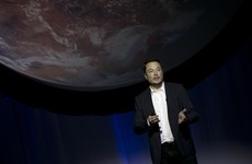 SpaceX's Elon Musk plans to take passengers to Mars for $100,000 per seat