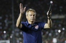 Jurgen Klinsmann makes it pretty clear that he's not interested in England job