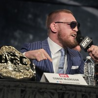 His rivals may feel hard done by but Conor has earned this historic opportunity