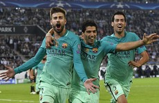 Messi-less Barca produce comeback to avoid shock defeat as Atletico beat Bayern