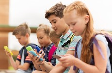 Children who own mobile phones are doing worse in maths and reading