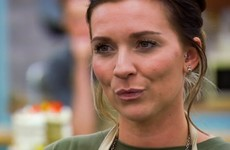 Candice wasn't wearing her signature lipstick on GBBO last night and no one could cope