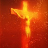 Controversial Piss Christ photograph of Jesus in urine will be displayed at Irish art show