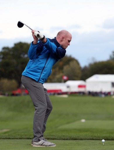 'You could have heard a pin drop' - Paul O'Connell inspires Europe's Ryder Cup side