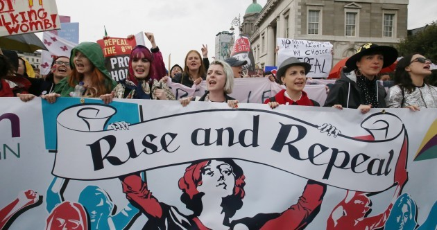 Repeal the Eighth campaigners call for referendum within 12 months